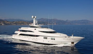 DIAMOND A yacht Charter Price