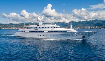 SOKAR yacht Charter Price