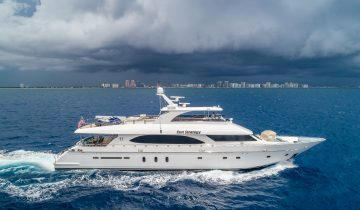 EXIT STRATEGY yacht Charter Price