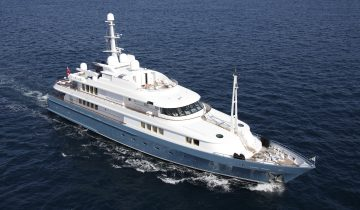 AMORE MIO 2 yacht Charter Price