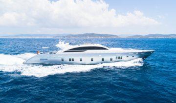 BLUE JAY yacht Charter Price