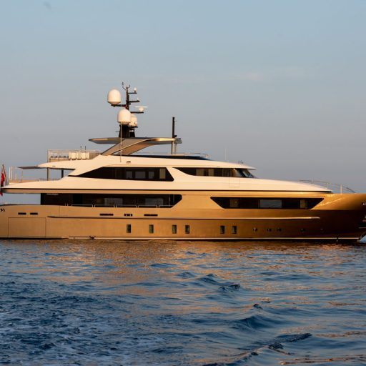 TRIDENT yacht Charter Price