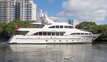 +BRAVA yacht Charter Price