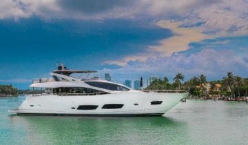 FUTURE yacht Charter Price