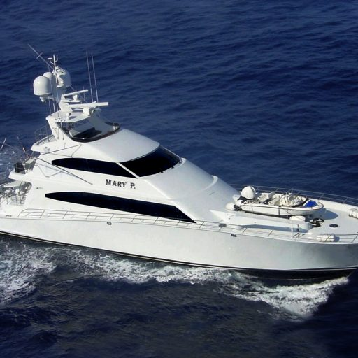MARY P yacht Charter Video