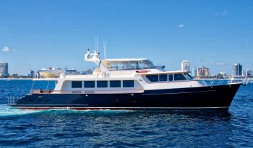 Marlow 88 yacht Charter Price