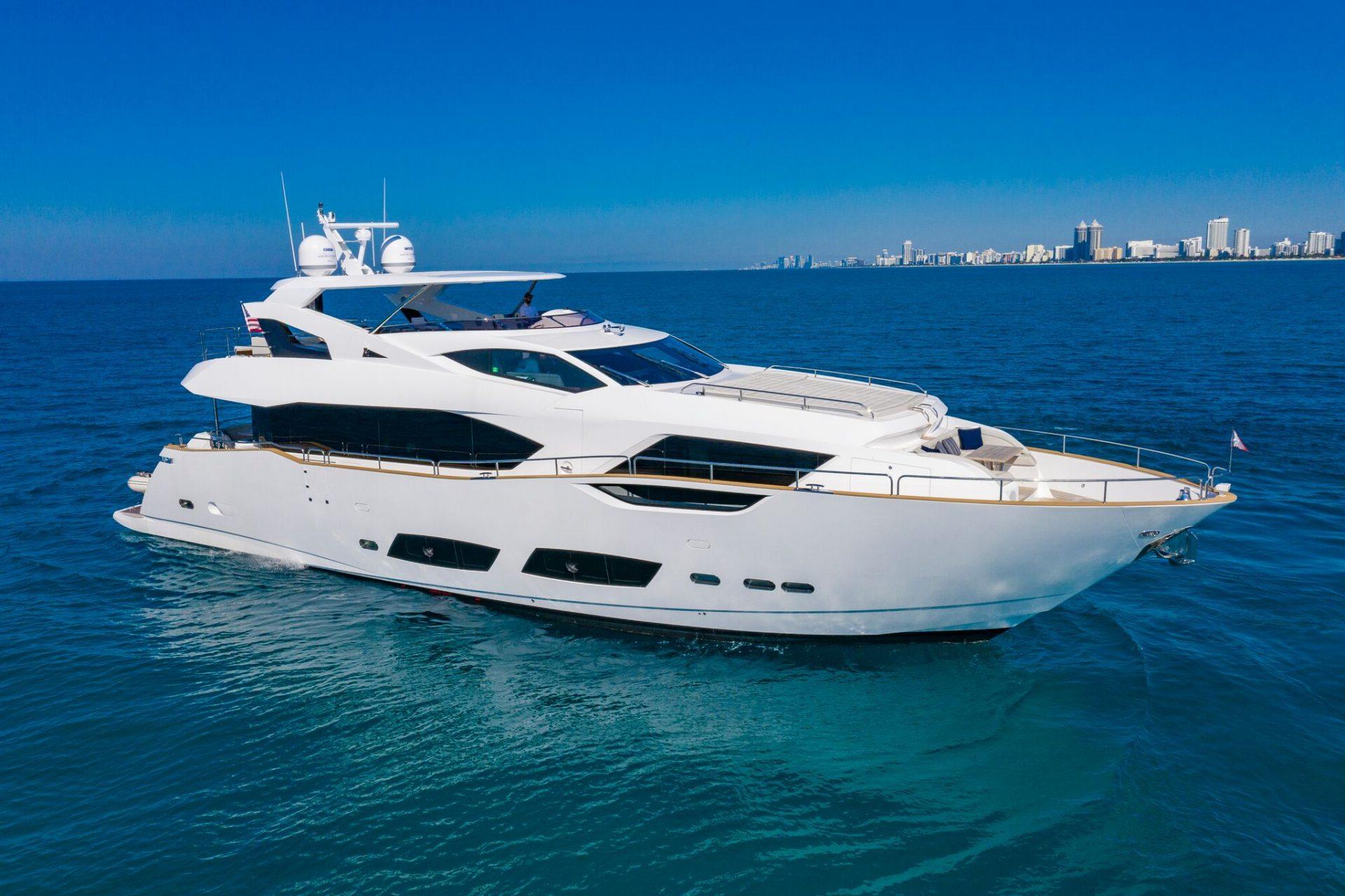 PERSISTENCE yacht Charter Brochure