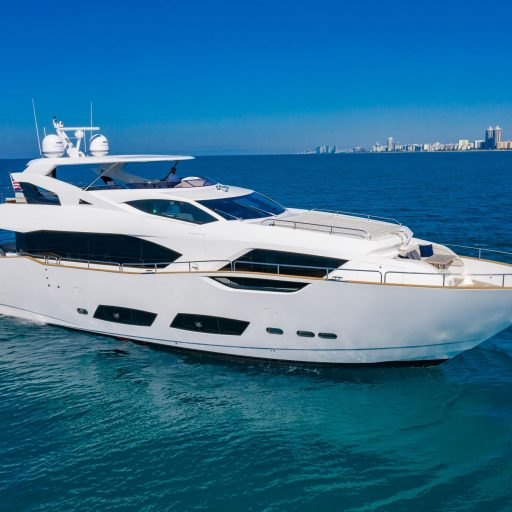PERSISTENCE yacht Charter Price