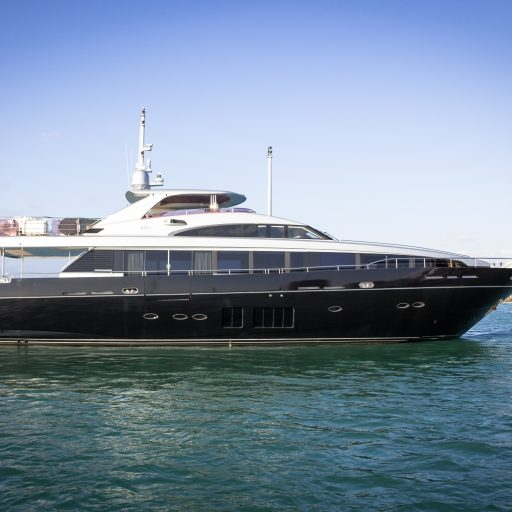 SEABEACH yacht Charter Price