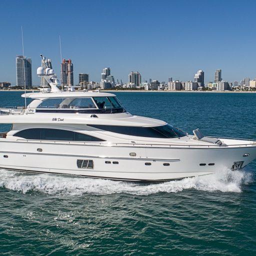 WILD DUCK yacht Charter Price