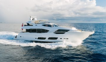 PERSEVERANCE 3 yacht