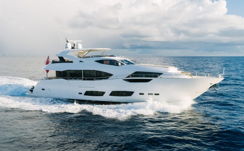 PERSEVERANCE 3 yacht For Sale