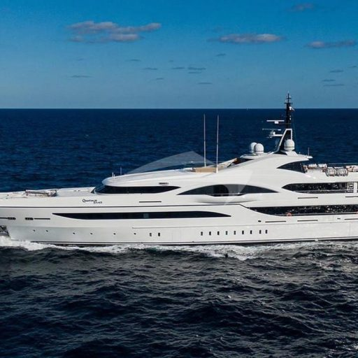 QUANTUM OF SOLACE yacht Charter Price