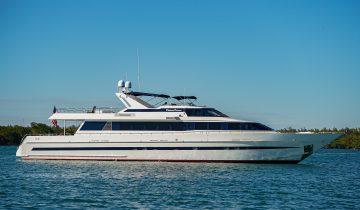 PLATINUM PRINCESS yacht Heesen Merle Wood & Associates