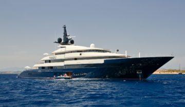 SEVEN SEAS yacht Charter Price