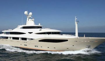 LIGHT HOLIC yacht Charter Price