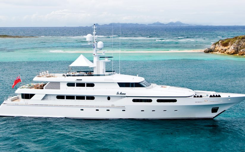 TE MANU yacht For Sale