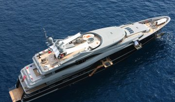 SEA FORCE ONE yacht Charter Price