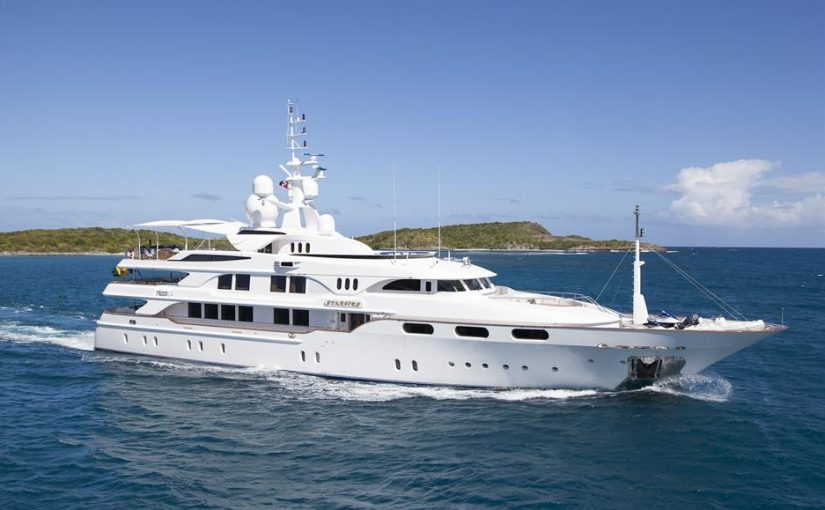 STARFIRE yacht For Sale