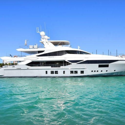 DREW yacht