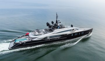 OKTO yacht For Sale