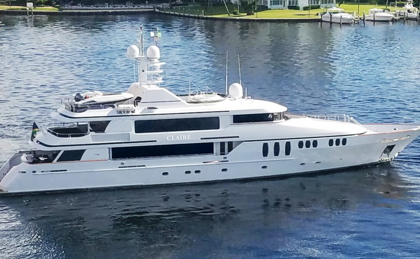 CLAIRE yacht For Sale