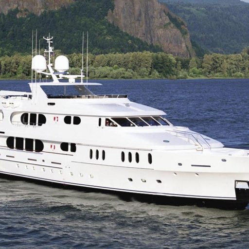 ELISA yacht Charter Price