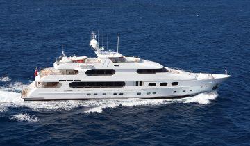 CRILI yacht Charter Price