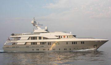 HADIA yacht Charter Price