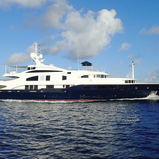 LADY MICHELLE yacht