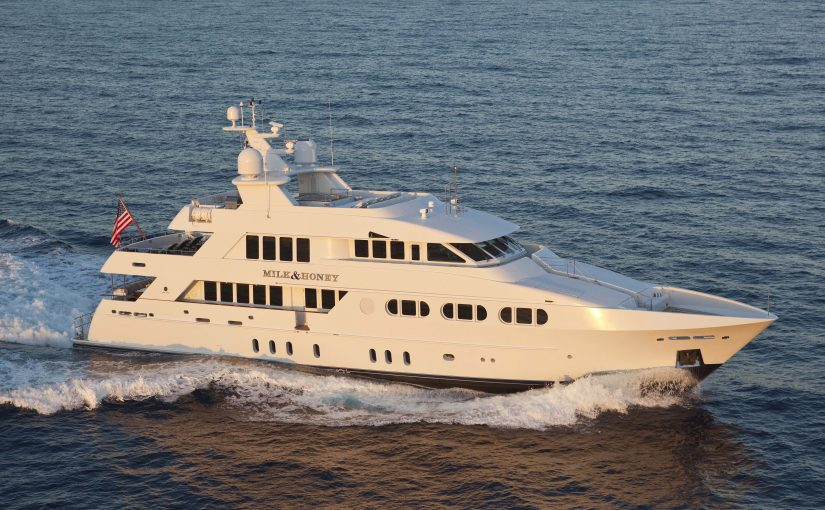 MILK AND HONEY yacht For Sale