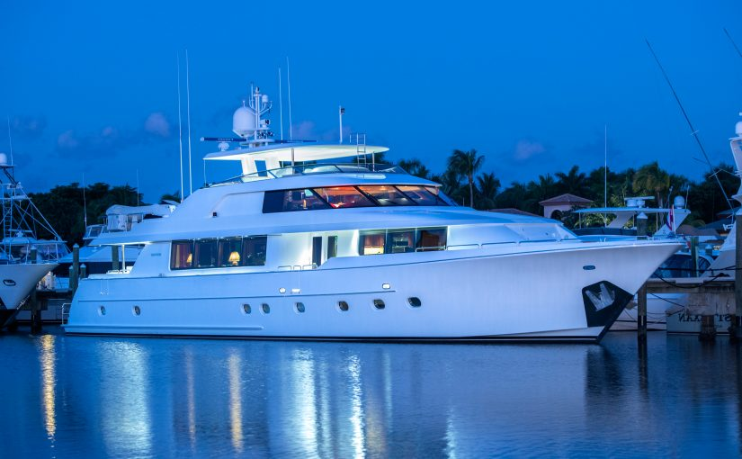 WILD KINGDOM yacht For Sale