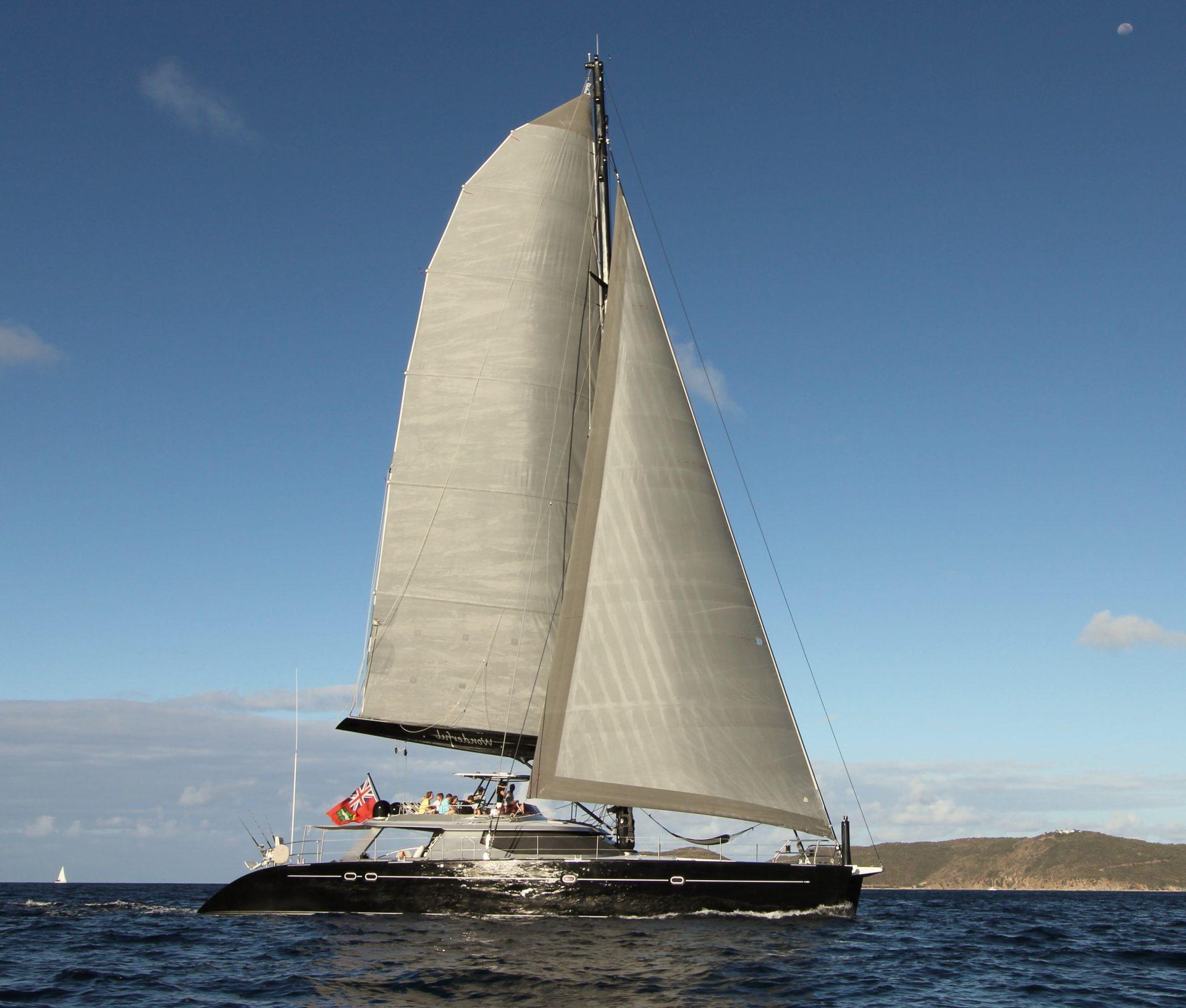 WONDERFUL yacht Charter Brochure