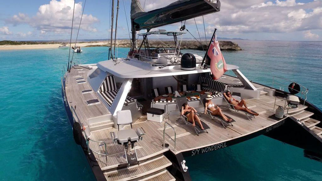 WONDERFUL yacht