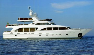 RUTLI E yacht Charter Price