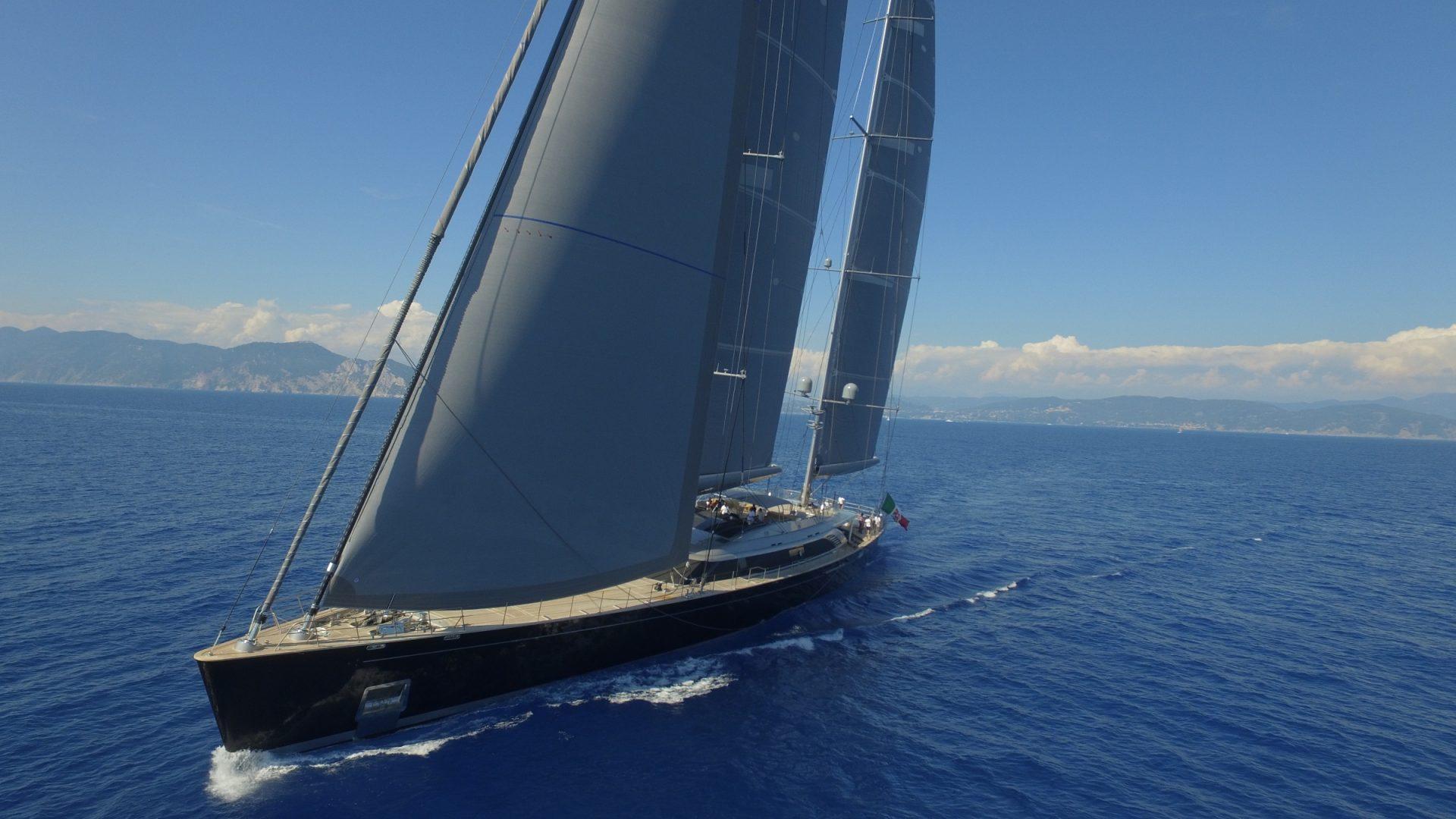 SYBARIS yacht Charter Brochure