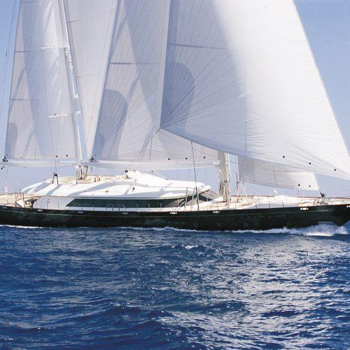 PHRYNE yacht Charter Price