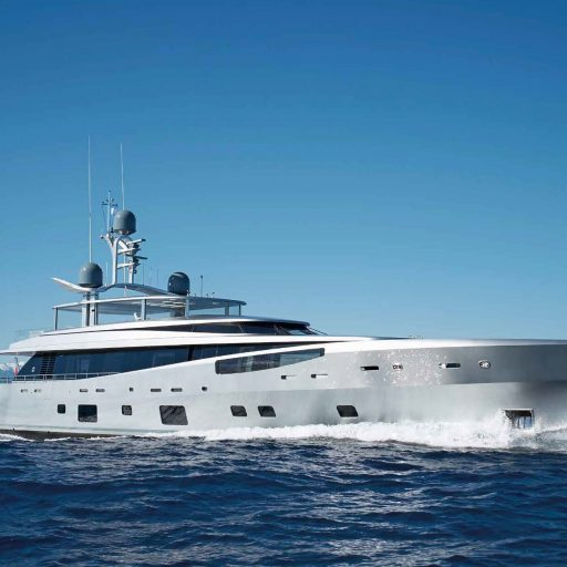 LADY MAY yacht Charter Price