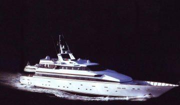 Costa Magna yacht
