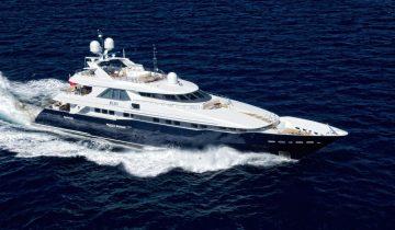 KIJO yacht Charter Price