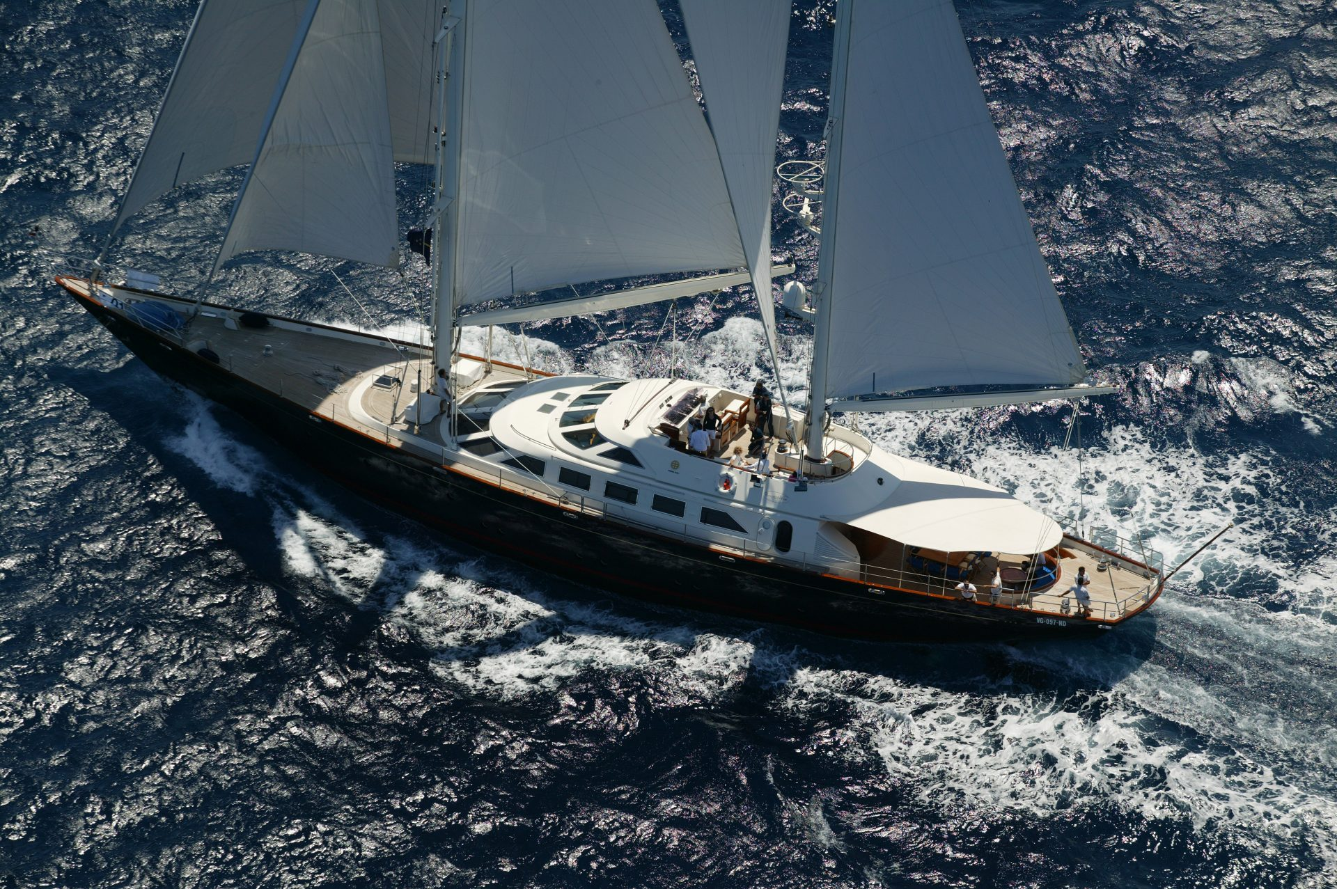 Principessa Vaivia yacht Charter Brochure