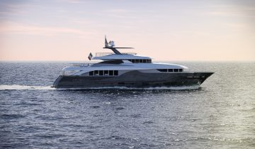 Filippetti Navetta 35M yacht Charter Price