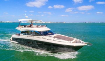 Ton K yacht Charter Price