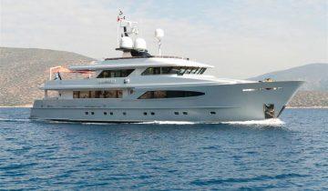 ALUMERCIA yacht Price