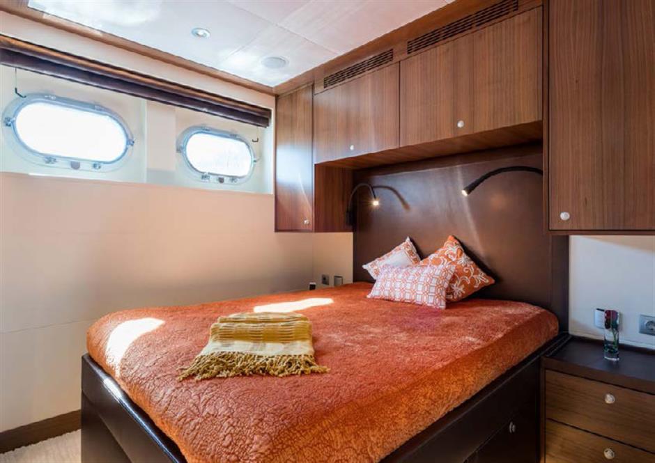 ALUMERCIA yacht