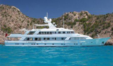 AUDACIA yacht