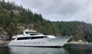 GALILEE yacht For Sale