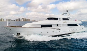 SHOWTIME yacht Price
