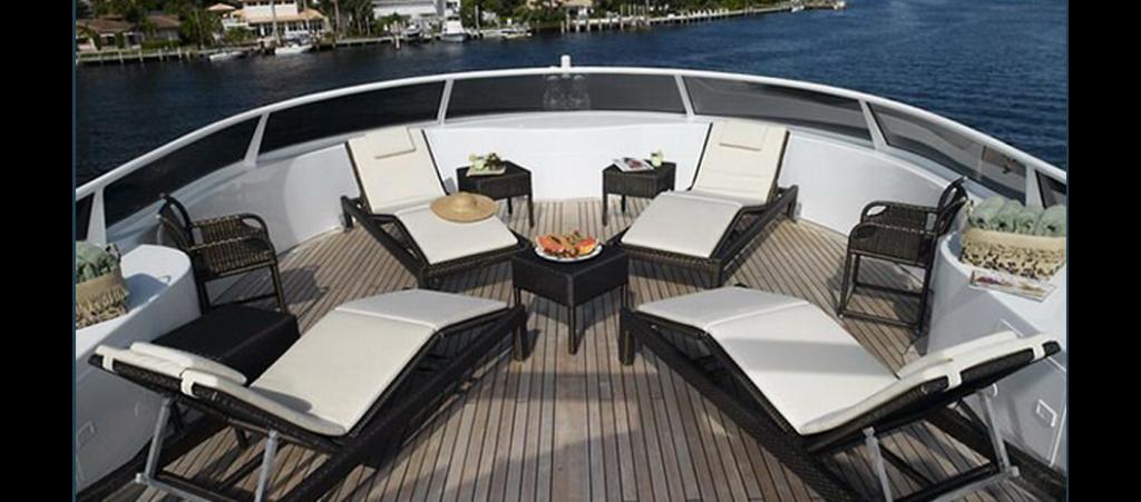 TATYANA yacht