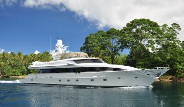 VALKYRIE yacht Price